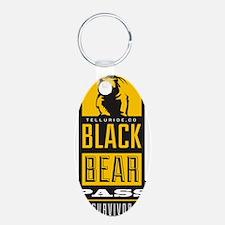 BLACK BEAR PASS Keychains