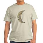 Midir's Brooch T-shirt - Wht/Gry/Blu