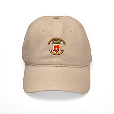 Army - 25th ID w Afghan Svc Baseball Cap