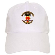 Army - 25th ID w Afghan Svc Baseball Cap