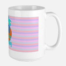 Cocky Perfection Pink Mug