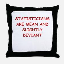 STAT3 Throw Pillow