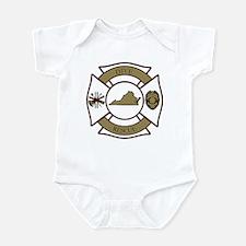 Virginia Dive Rescue Infant Bodysuit