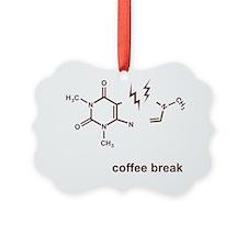 Coffee Break! Ornament