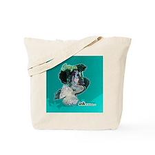 Legends of Belize SeaReyna Tile Tote Bag