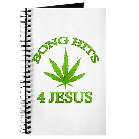 Bong Hits 4 Jesus Journal