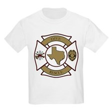 Texas Dive Rescue T-Shirt