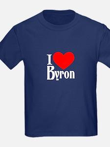 I Love Byron T