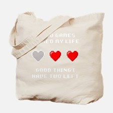 Video Game Life Tote Bag