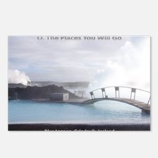O, The Places You Will Go Postcards (Package of 8)