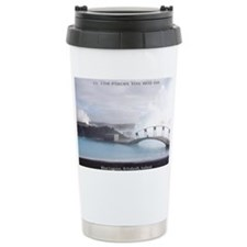 O, The Places You Will  Travel Mug