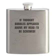 Thought Bubble Flask
