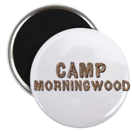 """CAMP MORNINGWOOD 2.25"""" Magnet (10 pack)"""