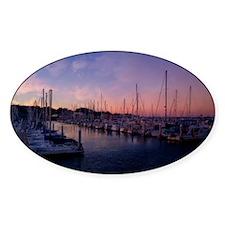 Santa Cruz Harbor Decal