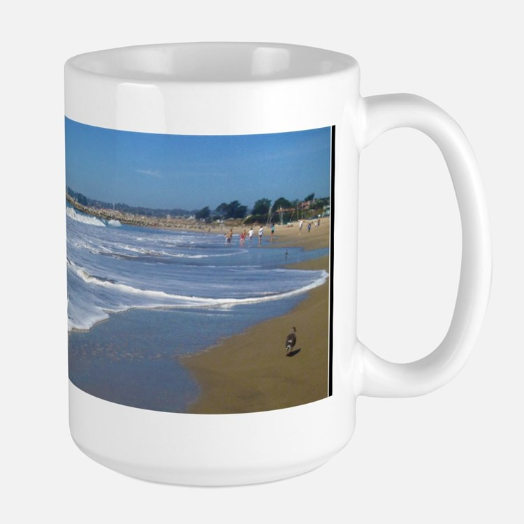 Turtle Beach Santa Cruz Coffee Mugs | Turtle Beach Santa ...
