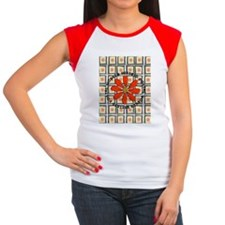 retired postal worker b Women's Cap Sleeve T-Shirt