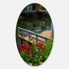Downeast Beauty Sticker (Oval)