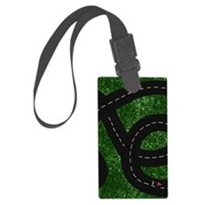 Race Luggage Tag