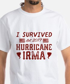 I Survived Hurricane Irma Shirt