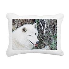 """""""Cree-ko"""" Rectangular Canvas Pillow"""