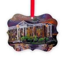 Justice Served Ornament