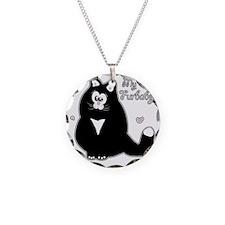 My Furbaby (txt) Necklace
