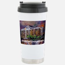 American Independence Stainless Steel Travel Mug