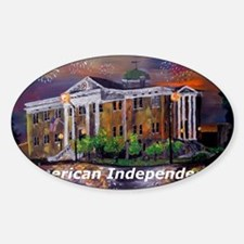 American Independence Decal