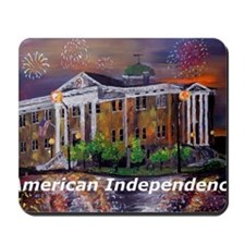 American Independence Mousepad