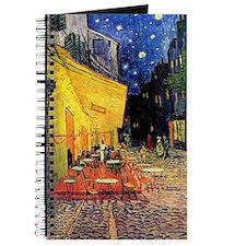 Van Gogh, Cafe Terrace at Night Journal