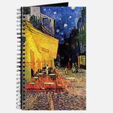 Van Gogh, Cafe Terrace at Night Journal