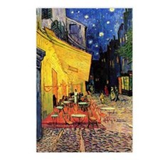 Van Gogh, Cafe Terrace at Postcards (Package of 8)