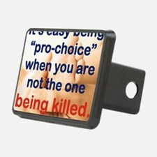 ITS EASY BEING PRO CHOICE Hitch Cover