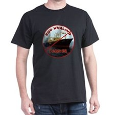 End Whaling Forever T-Shirt