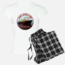 End Whaling Forever Pajamas