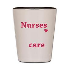 nurse2 Shot Glass