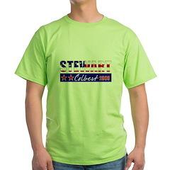 Political Humor Stewart Colbert T-Shirt