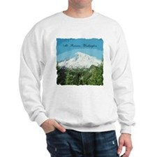 Mt. Rainier #2 Sweatshirt