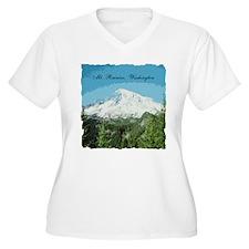 Mt. Rainier #2 T-Shirt