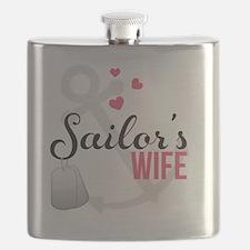 Sailors Wife Flask