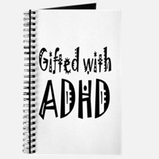 Journal for the person gifted with ADHD