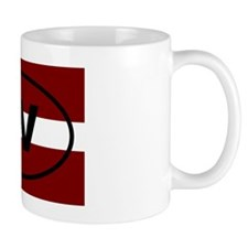 Latvia - LV - European Mug