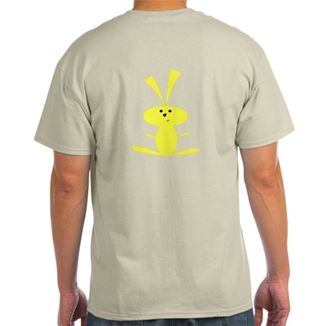 YELLOW BUNNY Light T-Shirt