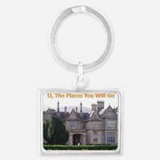 O The Places You Will Go: Muckr Landscape Keychain