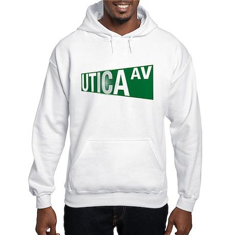 Utica Ave Hooded Sweatshirt