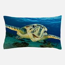 Sea Turtle Soar Pillow Case
