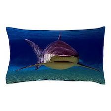Shark Encounter Pillow Case