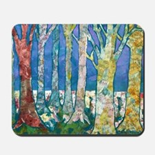 Tree Tapestry 2 Mousepad