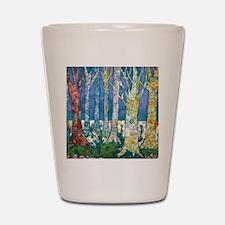 Tree Tapestry 2 Shot Glass