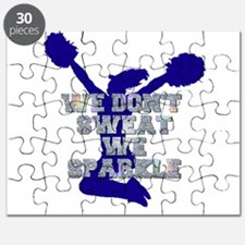 Cheerleader we sparkle Puzzle